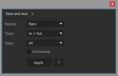 Filmboard_Ease_and_wizz After Effects